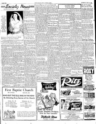 The Courier News from Blytheville, Arkansas on December 27, 1952 · Page 2