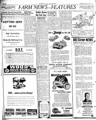 The Courier News from Blytheville, Arkansas on April 18, 1947 · Page 3