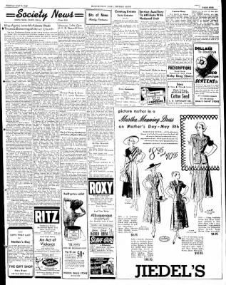 The Courier News from Blytheville, Arkansas on May 2, 1949 · Page 5