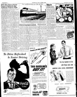 The Courier News from Blytheville, Arkansas on May 4, 1949 · Page 11