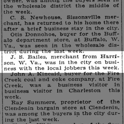Bailes, JS 1922
