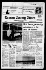 Lassen County Times