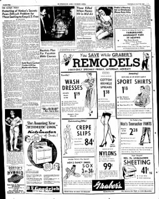 The Courier News from Blytheville, Arkansas on May 26, 1949 · Page 2