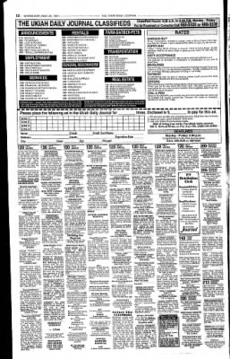 Ukiah Daily Journal from Ukiah, California on November 26, 1997 · Page 12