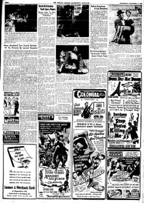 The Morning Herald from Hagerstown, Maryland on December 31, 1952 · Page 4