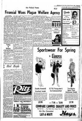 The Courier News from Blytheville, Arkansas on February 6, 1968 · Page 3