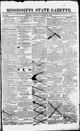 Natchez Gazette