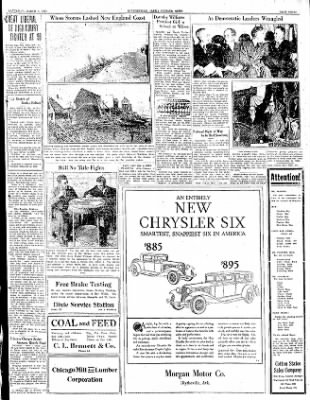 The Courier News from Blytheville, Arkansas on March 7, 1931 · Page 3