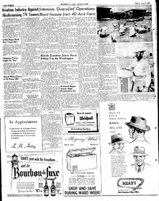 The Courier News from Blytheville, Arkansas on May 2, 1952 · Page 12