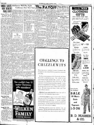The Courier News from Blytheville, Arkansas on December 16, 1937 · Page 4