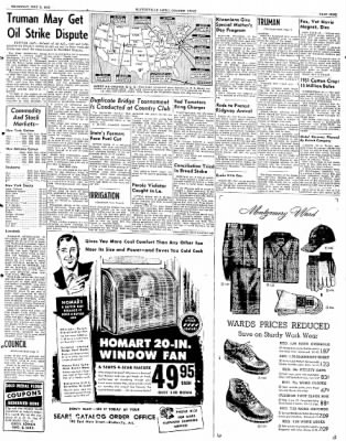 The Courier News from Blytheville, Arkansas on May 8, 1952 · Page 9