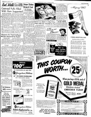 The Courier News from Blytheville, Arkansas on May 8, 1952 · Page 13