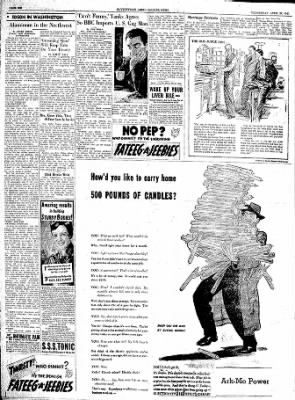 The Courier News from Blytheville, Arkansas on April 28, 1943 · Page 6