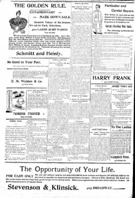 Logansport Pharos-Tribune from Logansport, Indiana on June 25, 1896 · Page 8