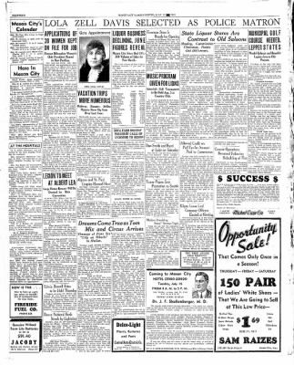The Mason City Globe-Gazette from Mason City, Iowa on July 10, 1935 · Page 17