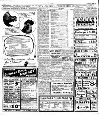 The Mason City Globe-Gazette from Mason City, Iowa on December 8, 1933 · Page 12