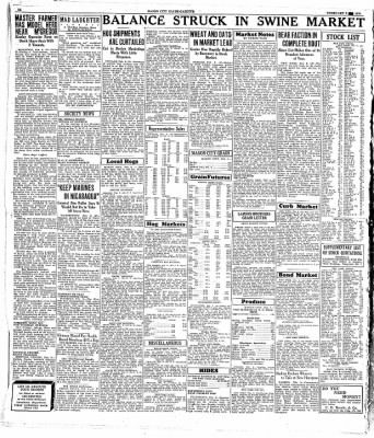 The Mason City Globe-Gazette from Mason City, Iowa on February 9, 1931 · Page 16