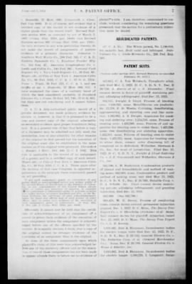 Official Gazette of the United States Patent Office from Washington, District of Columbia on February 5, 1924 · Page 7