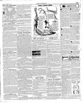 The Mason City Globe-Gazette from Mason City, Iowa on March 30, 1934 · Page 3