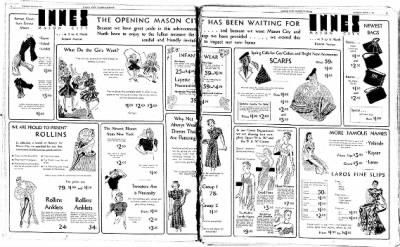 The Mason City Globe-Gazette from Mason City, Iowa on March 2, 1939 · Page 8