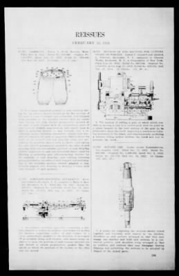 Official Gazette of the United States Patent Office from Washington, District of Columbia on February 12, 1924 · Page 76