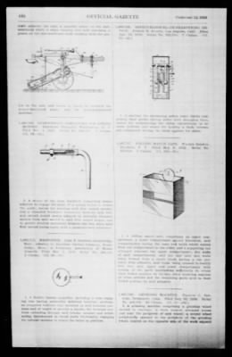 Official Gazette of the United States Patent Office from Washington, District of Columbia on February 12, 1924 · Page 225