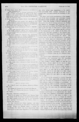 Official Gazette of the United States Patent Office from Washington, District of Columbia on February 19, 1924 · Page 4