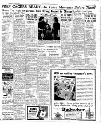 The Mason City Globe-Gazette from Mason City, Iowa on March 15, 1939 · Page 11