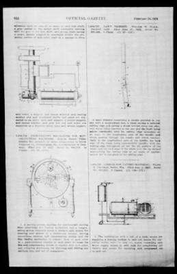 Official Gazette of the United States Patent Office from Washington, District of Columbia on February 26, 1924 · Page 107