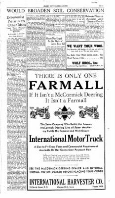 The Mason City Globe-Gazette from Mason City, Iowa on May 6, 1936 · Page 21