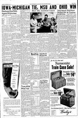 Logansport Pharos-Tribune from Logansport, Indiana on November 3, 1957 · Page 37