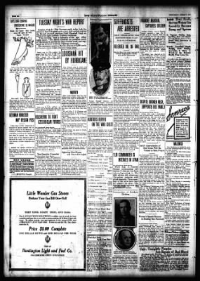 The Huntington Herald from Huntington, Indiana on August 7, 1918 · Page 8