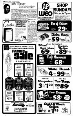 Sunday Gazette-Mail from Charleston, West Virginia on July 16, 1972 · Page 16