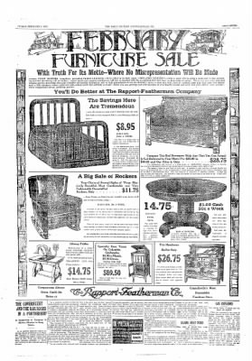 The Daily Courier from Connellsville, Pennsylvania on February 8, 1918 · Page 7