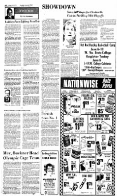 Sunday Gazette-Mail from Charleston, West Virginia on June 6, 1976 · Page 44