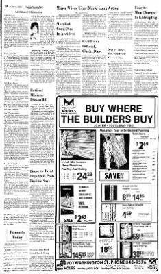 Sunday Gazette-Mail from Charleston, West Virginia on June 6, 1976 · Page 57