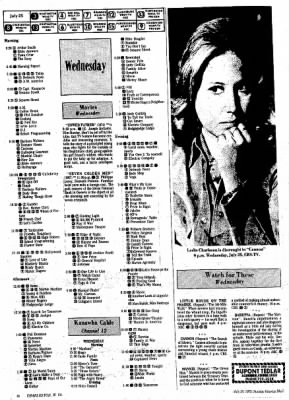Sunday Gazette-Mail from Charleston, West Virginia on July 20, 1975 · Page 71