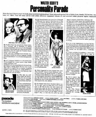 Sunday Gazette-Mail from Charleston, West Virginia on June 2, 1974 · Page 146