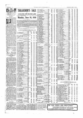 The Daily Courier from Connellsville, Pennsylvania on April 13, 1918 · Page 10