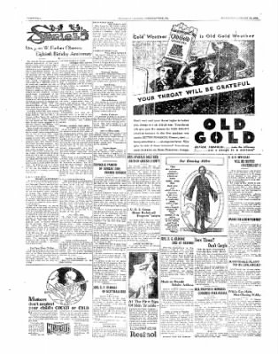 The Daily Courier from Connellsville, Pennsylvania on January 29, 1930 · Page 2