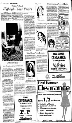 Sunday Gazette-Mail from Charleston, West Virginia on August 3, 1975 · Page 35