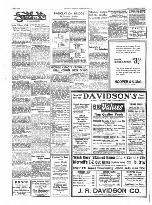 The Daily Courier from Connellsville, Pennsylvania on January 27, 1939 · Page 2