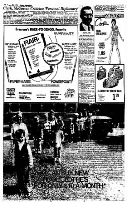 Sunday Gazette-Mail from Charleston, West Virginia on August 20, 1972 · Page 31