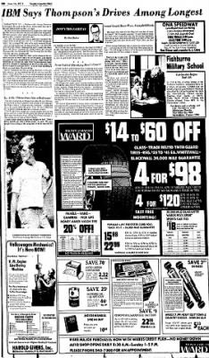 Sunday Gazette-Mail from Charleston, West Virginia on June 16, 1974 · Page 48