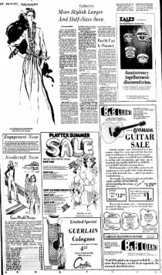 Sunday Gazette-Mail from Charleston, West Virginia on June 16, 1974 · Page 73