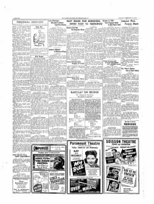 The Daily Courier from Connellsville, Pennsylvania on February 13, 1939 · Page 6