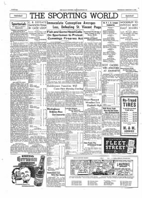 The Daily Courier from Connellsville, Pennsylvania on February 3, 1938 · Page 10