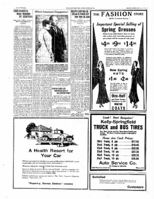 The Daily Courier from Connellsville, Pennsylvania on February 21, 1930 · Page 12