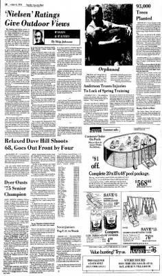 Sunday Gazette-Mail from Charleston, West Virginia on July 4, 1976 · Page 47