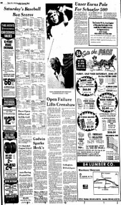 Sunday Gazette-Mail from Charleston, West Virginia on June 23, 1974 · Page 48
